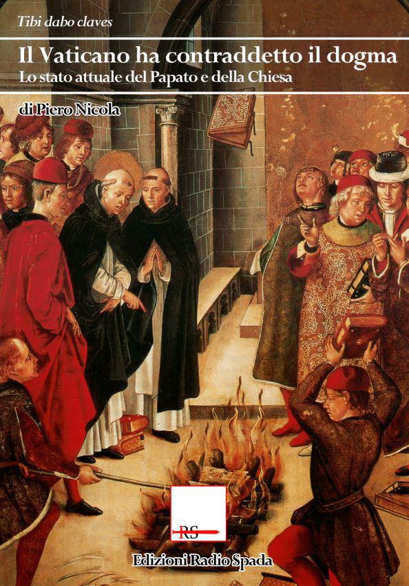 Il Vaticano ha contraddetto il dogma