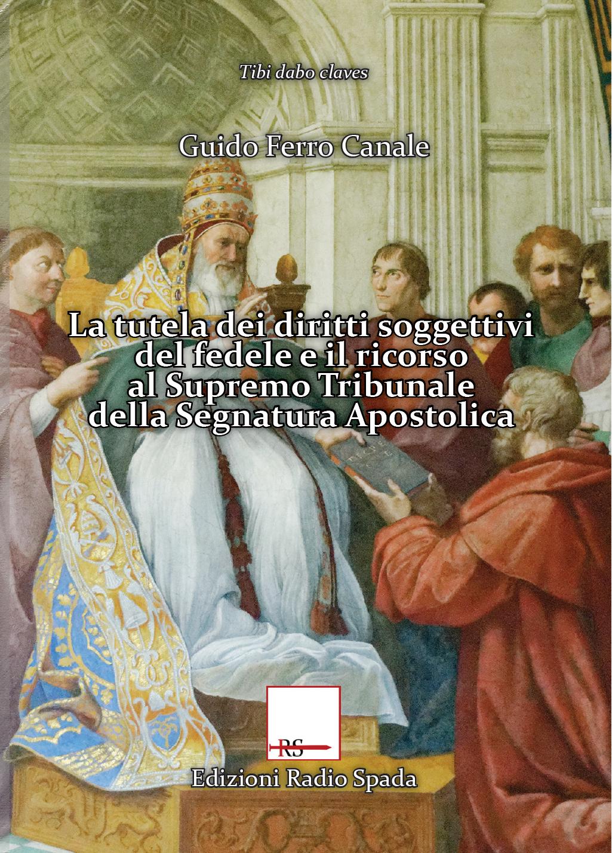 La tutela dei diritti soggettivi del fedele e il ricorso al Supremo Tribunale della Segnatura Apostolica
